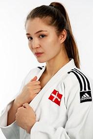 Emilie Sook Judo af Fotograf Michael Thomas