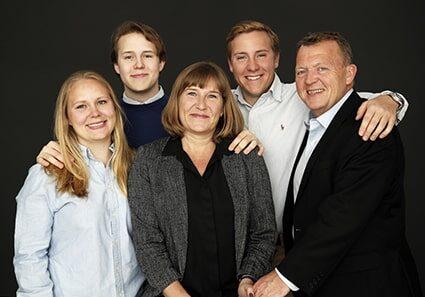 Familiefoto fotograf